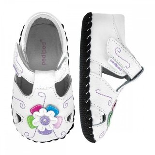 pediped Originals Tori (White Multi) - comprar online