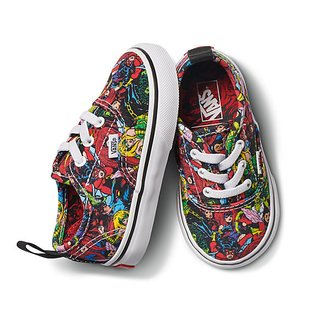 Vans Authentic Marvel Super Heroes
