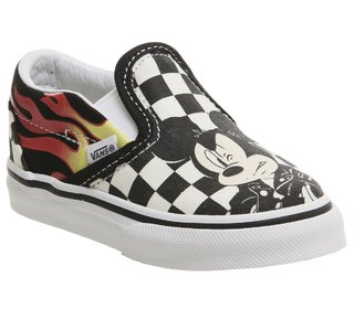 Tenis Classic Vans Mickey Mouse