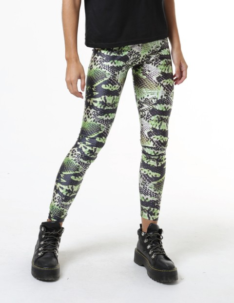 Legging Rock Verde