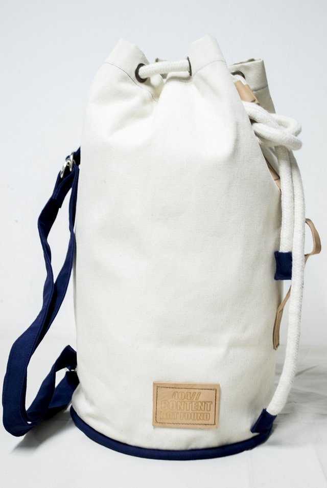 Black Sea Sailor Bag Crudo