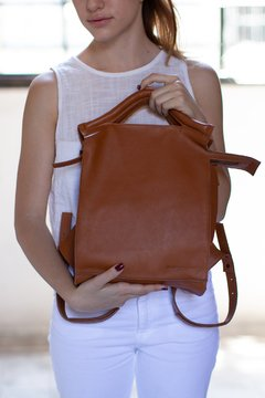 Geometric Backpack Small 2 Suela - comprar online