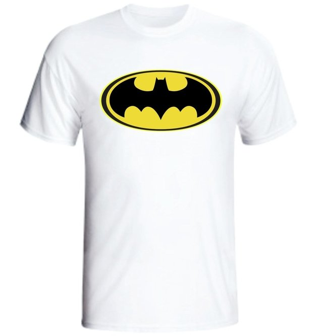 CAMISETA BATMAN  na internet