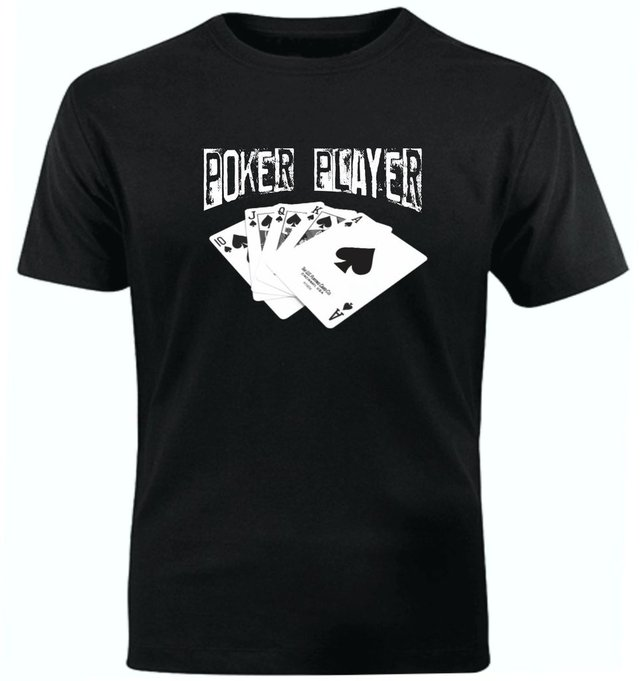 CAMISETA POKER PLAYER (cópia)