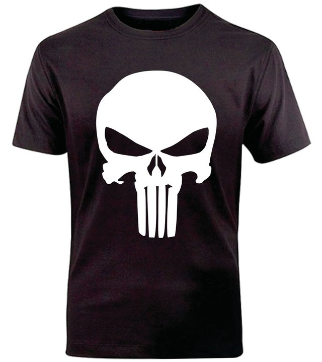 CAMISETA O JUSTICEIRO (THE PUNISHER) - comprar online