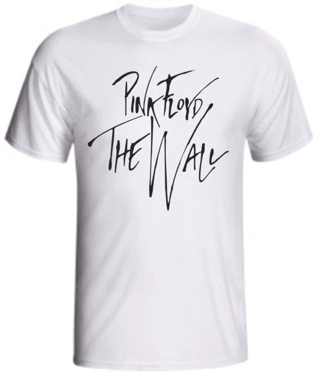 CAMISETA PINK FLOYD THE WALL - comprar online