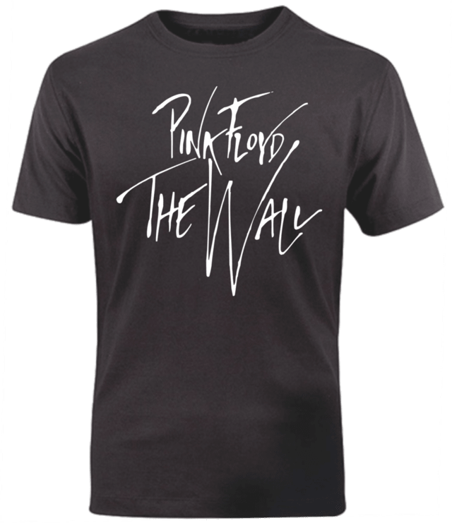 CAMISETA PINK FLOYD THE WALL na internet