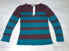 Sweater rayado Muni