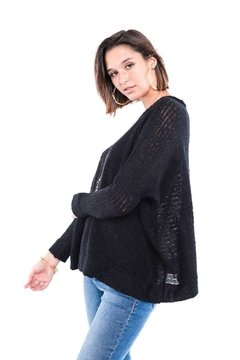 SWEATER MELIQUINA NEGRO en internet
