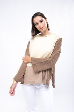 Sweater Ciclos #1 Crudo