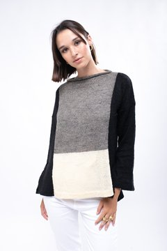 Sweater Ciclos #6negro