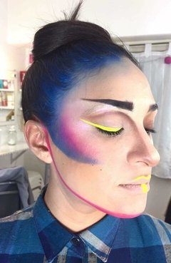 Taller de make up Teatral en internet