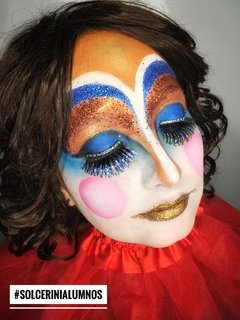 Taller de make up Teatral