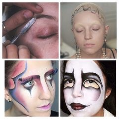 Taller de make up Teatral - Sol Cerini Produccion de Imagen