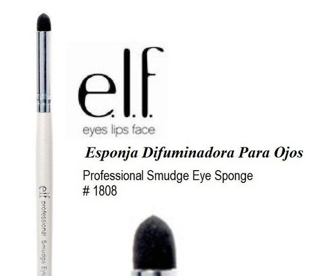 e.l.f. Essential Smudge Eye Sponge
