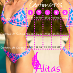Corpiño MEX-YELLOW - Triangulito Breteles Regulables - Alitas Bikinis