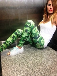 Army- Leggins en internet