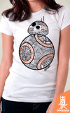 Camiseta Star Wars - BB8 - by Andrei - comprar online
