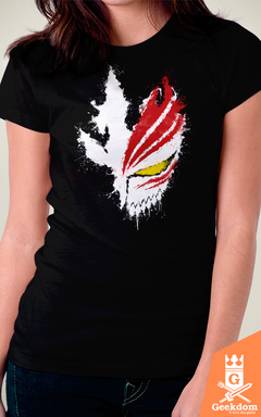 Camiseta Bleach - Hollow - by Ddjvigo - comprar online