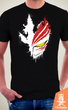 Camiseta Bleach - Hollow - by Ddjvigo na internet