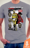 Camiseta Breaking Bad - Super Heisenberg - by RicoMambo - loja online