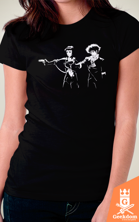 Camiseta Cowboy Fiction - by Ddjvigo - comprar online