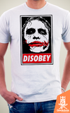 Camiseta Coringa - Chaos and Disobey - by Ddjvigo na internet