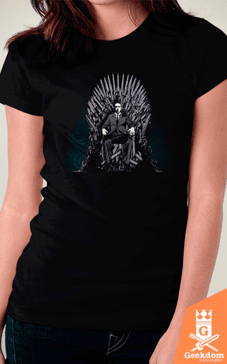Camiseta Cthulhu is Coming - by Ddjvigo - comprar online