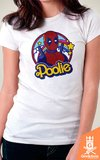 Camiseta Deadpool - Poolie - by H. Heal | Geekdom Store | www.geekdomstore.com