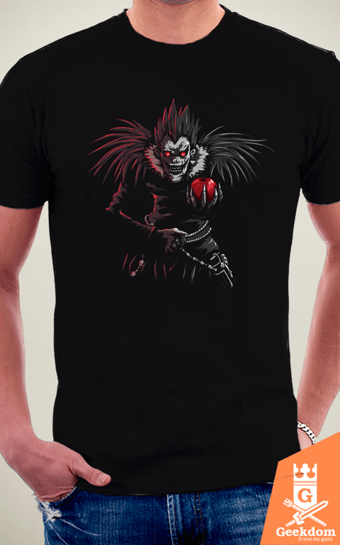 Camiseta Death Note - Ryuk - by Le Duc