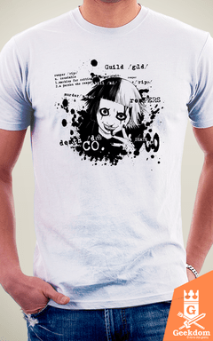 Camiseta DeathCo - Morte - by PsychoDelicia | Geekdom Store | www.geekdomstore.com