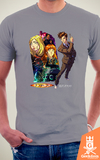 Camiseta Doctor Who - Anime - by HugoHugo - loja online