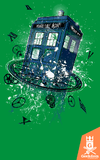 Camiseta Doctor Who - Rompendo o Tempo - by RicoMambo