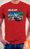 Camiseta Dragon Ball - Dragon Kart - by AlbertoCubatas | Geekdom Store | www.geekdomstore.com