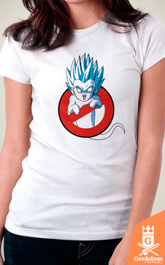 Camiseta Dragon Ball - Gotenksbusters - by Piccolo | Geekdom Store | www.geekdomstore.com