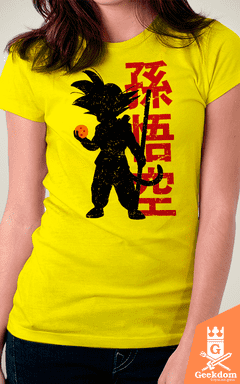 Camiseta Dragon Ball - Pegue Todas as Sete - by Ddjvigo - comprar online