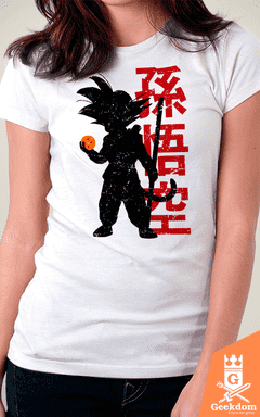 Camiseta Dragon Ball - Pegue Todas as Sete - by Ddjvigo - Geekdom Store - Camisetas Geek Nerd