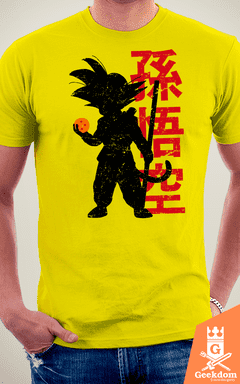 Camiseta Dragon Ball - Pegue Todas as Sete - by Ddjvigo na internet