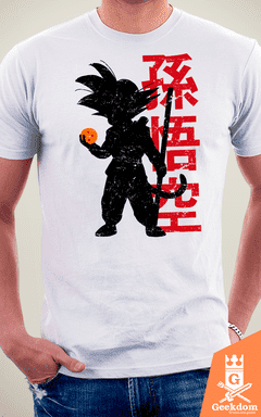 Camiseta Dragon Ball - Pegue Todas as Sete - by Ddjvigo - loja online