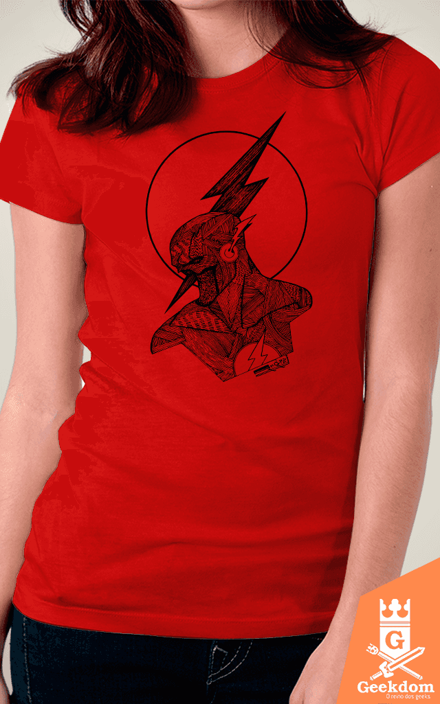 Camiseta Flash - by Andrei - comprar online