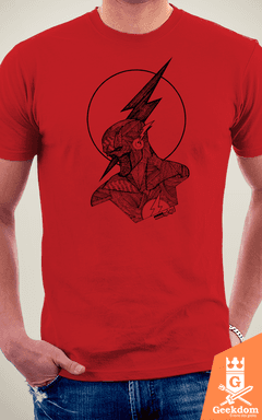 Camiseta Flash - by Andrei na internet