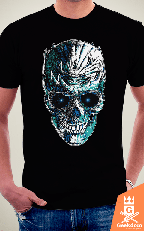 Camiseta Game of Thrones - King is Dead - by RicoMambo | Geekdom Store | www.geekdomstore.com