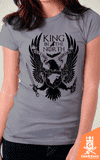 Camiseta Game of Thrones - Rei do Norte - by RicoMambo - comprar online