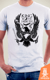 Camiseta Game of Thrones - Rei do Norte - by RicoMambo - loja online