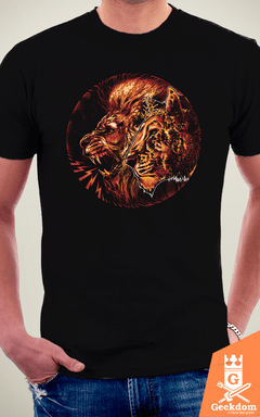 Camiseta Game of Thrones - Rugido de Irmãos - by RicoMambo | Geekdom Store | www.geekdomstore.com
