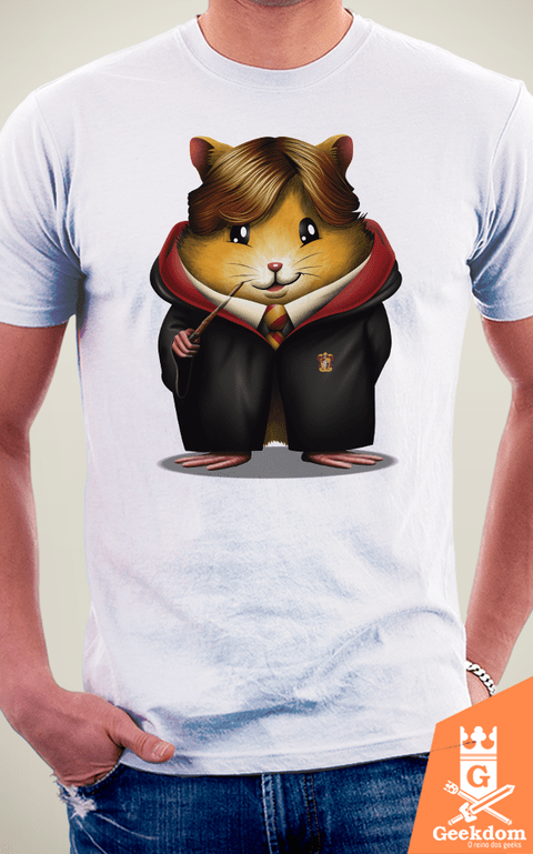 Camiseta Harry Potter - Rondent Weasley - by Vincent Trinidad Art | Geekdom Store | www.geekdomstore.com