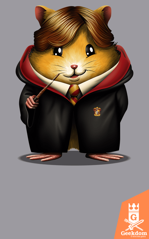 Camiseta Harry Potter - Rondent Weasley - by Vincent Trinidad Art