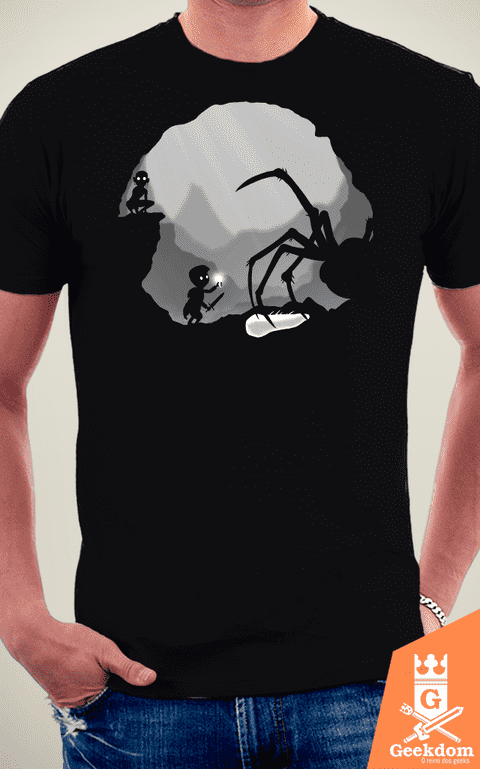 Camiseta Hobbit no Limbo - by Ddjvigo na internet