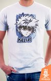 Camiseta Hunter x Hunter - Killua - by Piccolo | Geekdom Store | www.geekdomstore.com