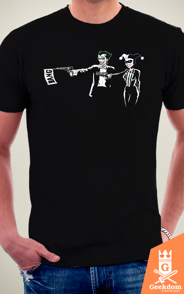 Camiseta Mad Fiction - by Ddjvigo | Geekdom Store | www.geekdomstore.com